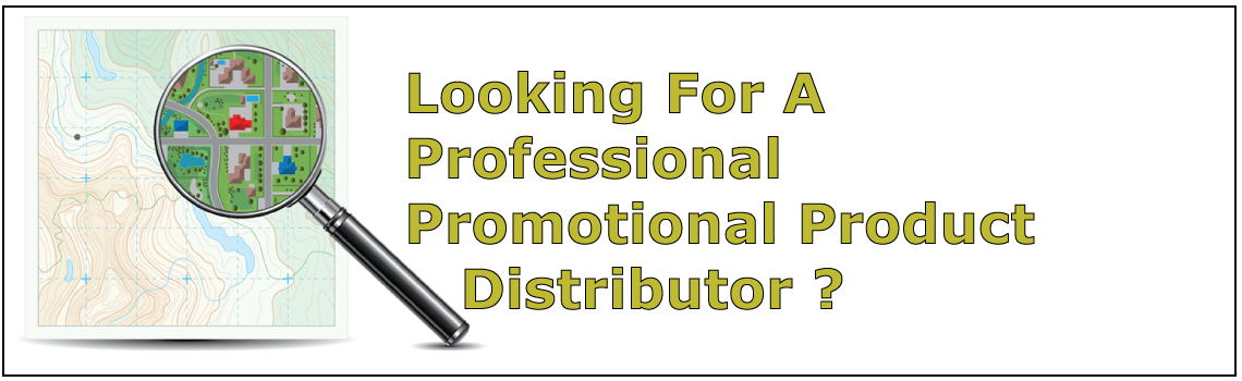 find a promotional product distributor